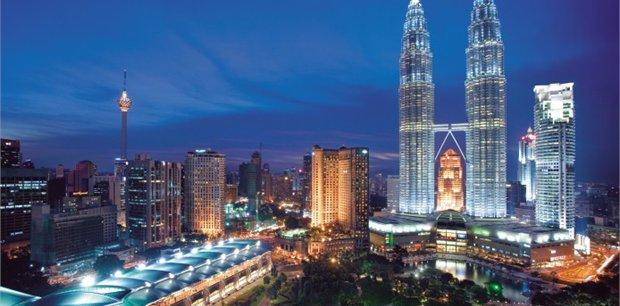 Kuala Lumpur with Qantas