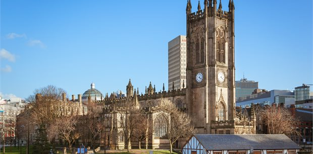 Manchester with Air New Zealand - Business Premier™