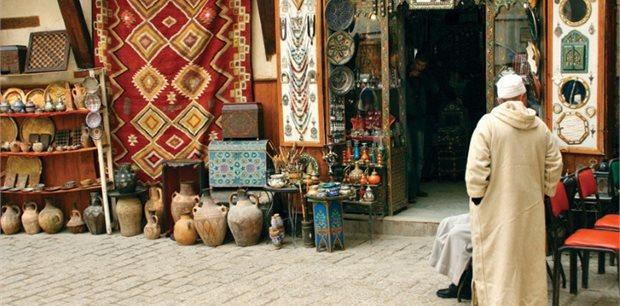 Globus   Iberian Discovery & Morocco