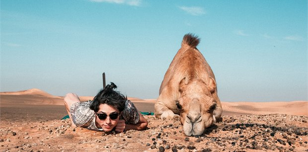 Adventure World - Middle East Tours