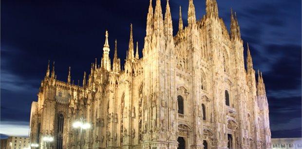 Milan with Emirates