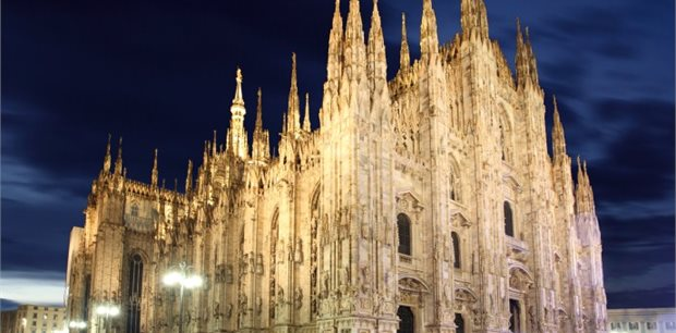 Milan with Air New Zealand & Singapore Airlines - Business Premier™