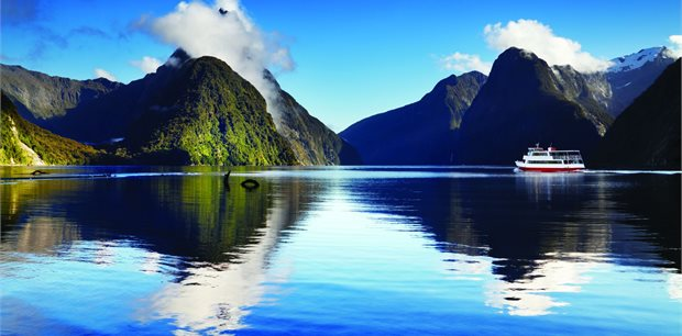 New Zealand | Southern Alps & Fiords
