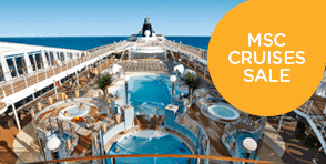 MSC Cruise Sale