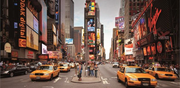Escorted North America | New York Shopping Extravaganza