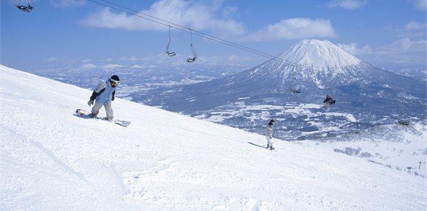travel&co.   Ski Niseko Package   Japan