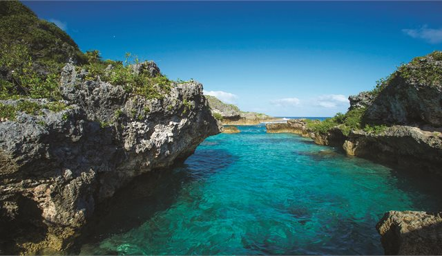 Blog: Niue, expect the unexpected