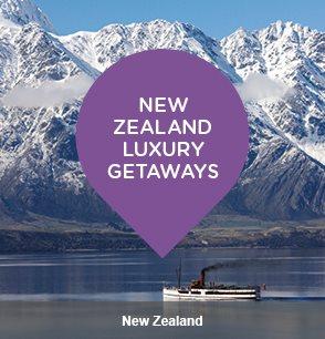 New Zealand Luxury Getaways