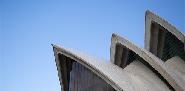 Sydney with Virgin Australia