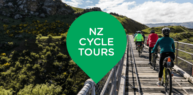 New Zealand - Cycle Tours