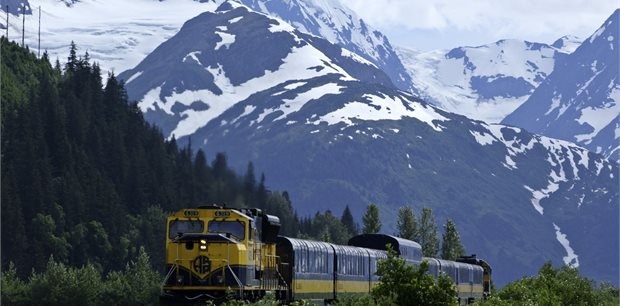 Adventure World Travel | Alaska Rail Explorer