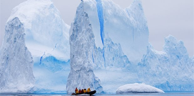 Adventure World Travel | Land of Penguins & Icebergs