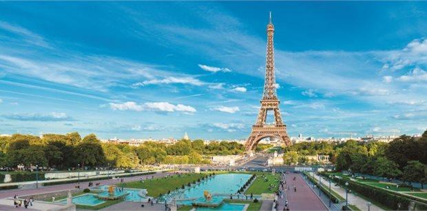 Paris with Air New Zealand - Premium Economy