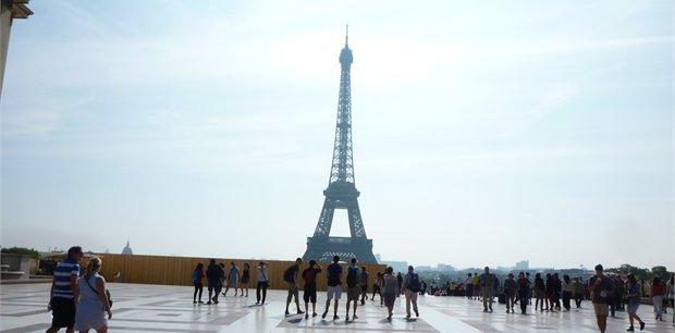 Paris with Emirates