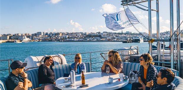 Intrepid | Cruising Spain, Portugal & Morocco: Malaga to Lisbon (M/Y Harmony V)