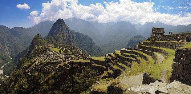 Peregrine | South America in Depth
