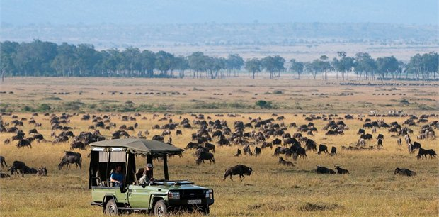Adventure World Travel | Kenya's Unique Lodges
