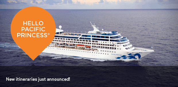 Princess Cruises - Registration