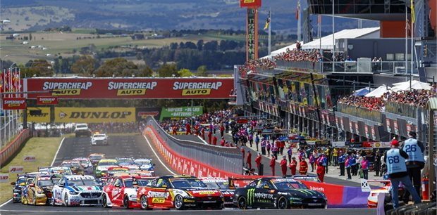 Bathurst Tour With Fabian Coulthard