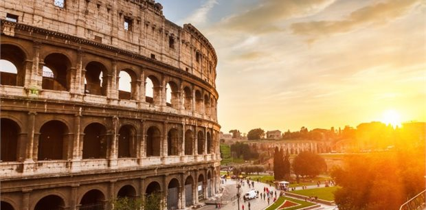 Rome with Air New Zealand & Singapore Airlines