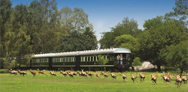 World Journeys | Rovos Rail: Pretoria to Cape Town | South Africa