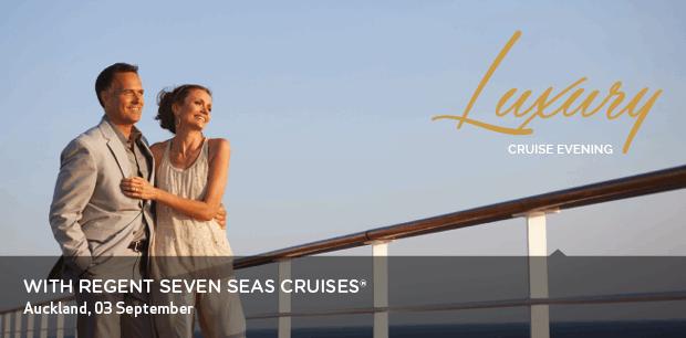 Regent Seven Seas Cruises Event