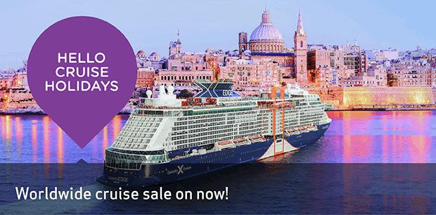 Hello Ocean Cruises