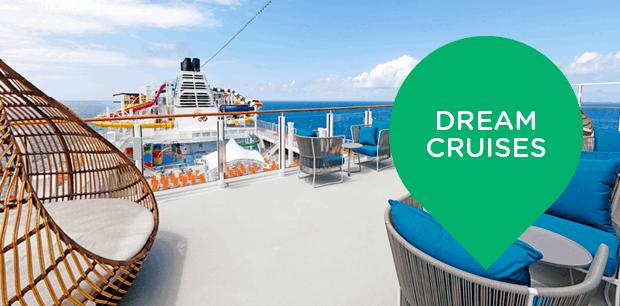 Hello Ocean Cruises - Dream Cruises
