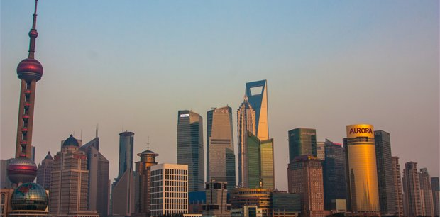 Shanghai with Air New Zealand - Business Premier™