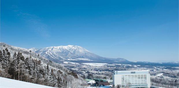 Ski Shizukuishi | Japan