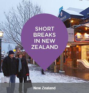 Short Breaks in New Zealand