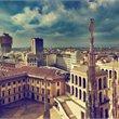 Milan with Singapore Airlines - Premium Economy