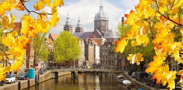 Amsterdam with Air New Zealand & Singapore Airlines - Business Premier™
