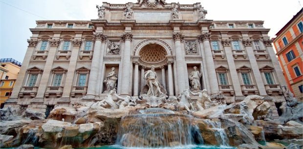 Rome with Air New Zealand - Business Premier™
