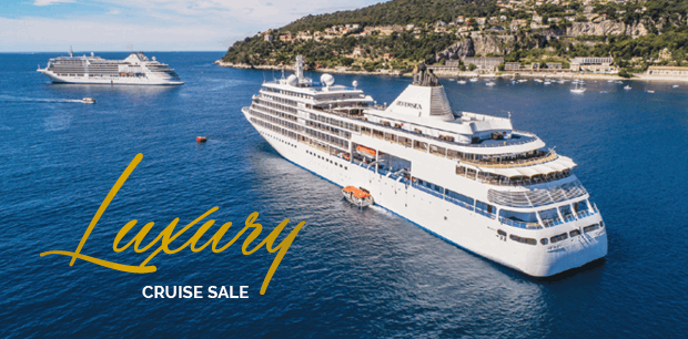 Luxury Cruise Sale with Silversea