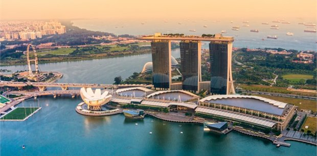 Singapore with Singapore Airlines