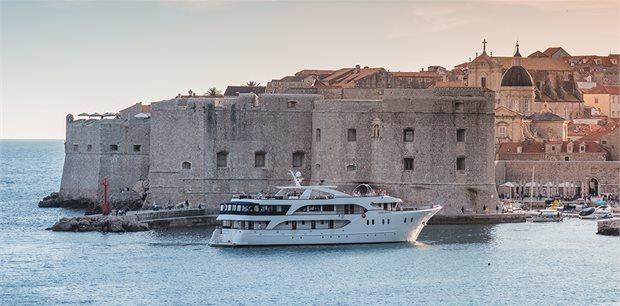 Croatia Times Travel | Adriatic Explorer Deluxe Cruise - Dubrovnik to Opatija