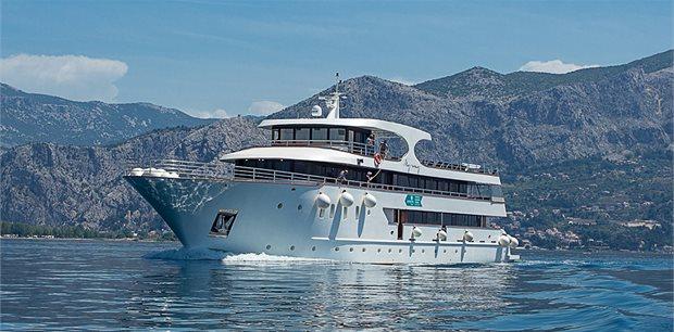 Croatia Times Travel | Adriatic Explorer Deluxe Cruise - Opatija to Dubrovnik