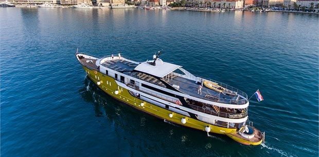 Croatia Times Travel | Dalmatia Highlights Deluxe Cruise - Split to Split