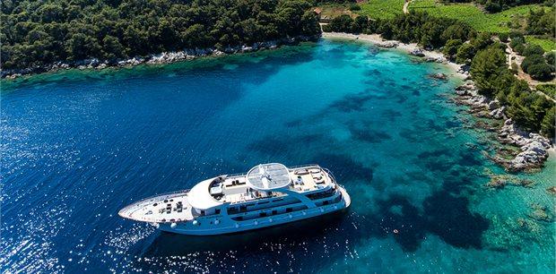 Croatia Times Travel | Dalmatian Paradise Deluxe Cruise - Split to Split