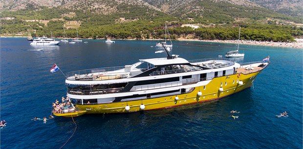 Croatia Times Travel   Mini Dalmatia Highlights Deluxe Cruise - Split to Zadar