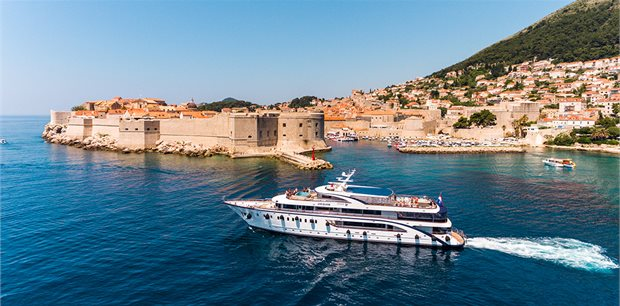 Croatia Times Travel | Mini Southern Highlights Deluxe Cruise - Split to Dubrovnik