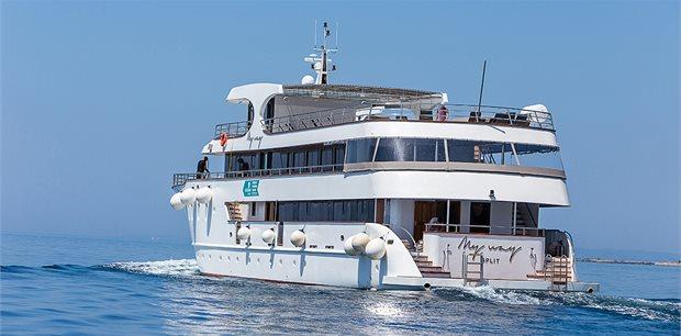 Croatia Times Travel | One Way Wonders Deluxe Cruise - Dubrovnik to Split