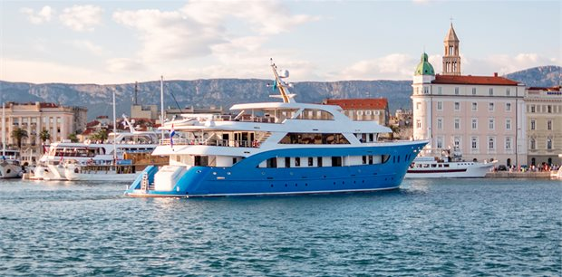 Croatia Times Travel | Young Professionals Deluxe Cruise - Split to Split