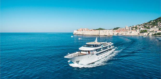 Croatia Times Travel | Mini Dalmatian Paradise Deluxe Superior Cruise - Dubrovnik to Split