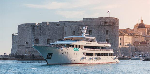 Croatia Times Travel | Mini Dalmatian Paradise Deluxe Superior Cruise - Split to Dubrovnik