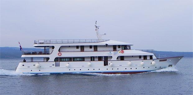 Croatia Times Travel   Nature & Culture Premium Cruise - Split to Split