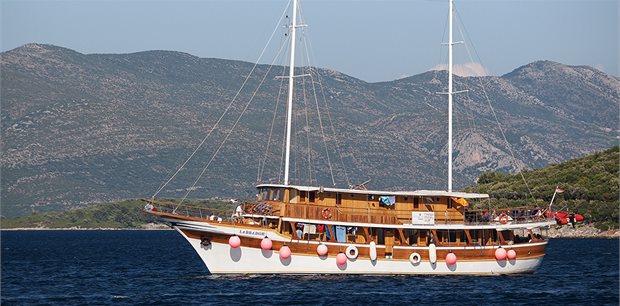 Croatia Times Travel | Nature & Culture Traditional Cruise - Split to Split