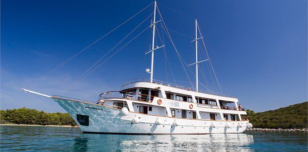 Croatia Times Travel | Southern Naturist Premium Cruise - Split to Split