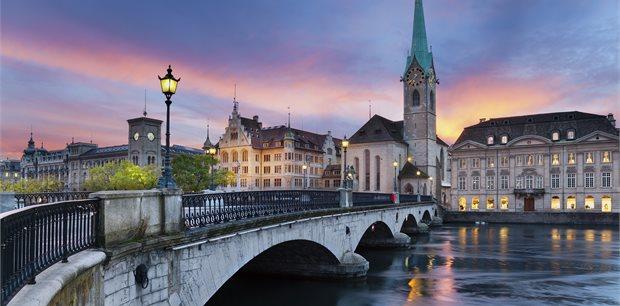 Zurich with Air New Zealand - Premium Economy
